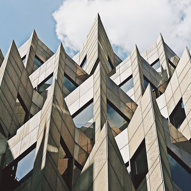 Архитектура на ПостНауке