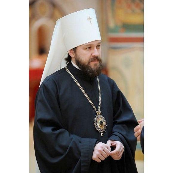 Подкаст митрополита Илариона (Алфеева)