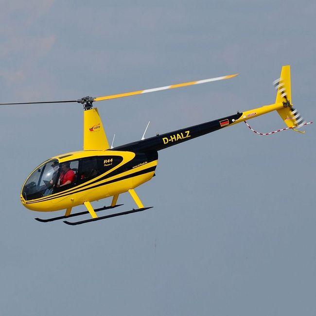 Управление вертолетом для чайников