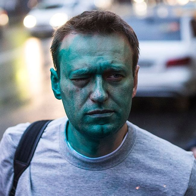 Алексей Навальный на Эхе Москвы