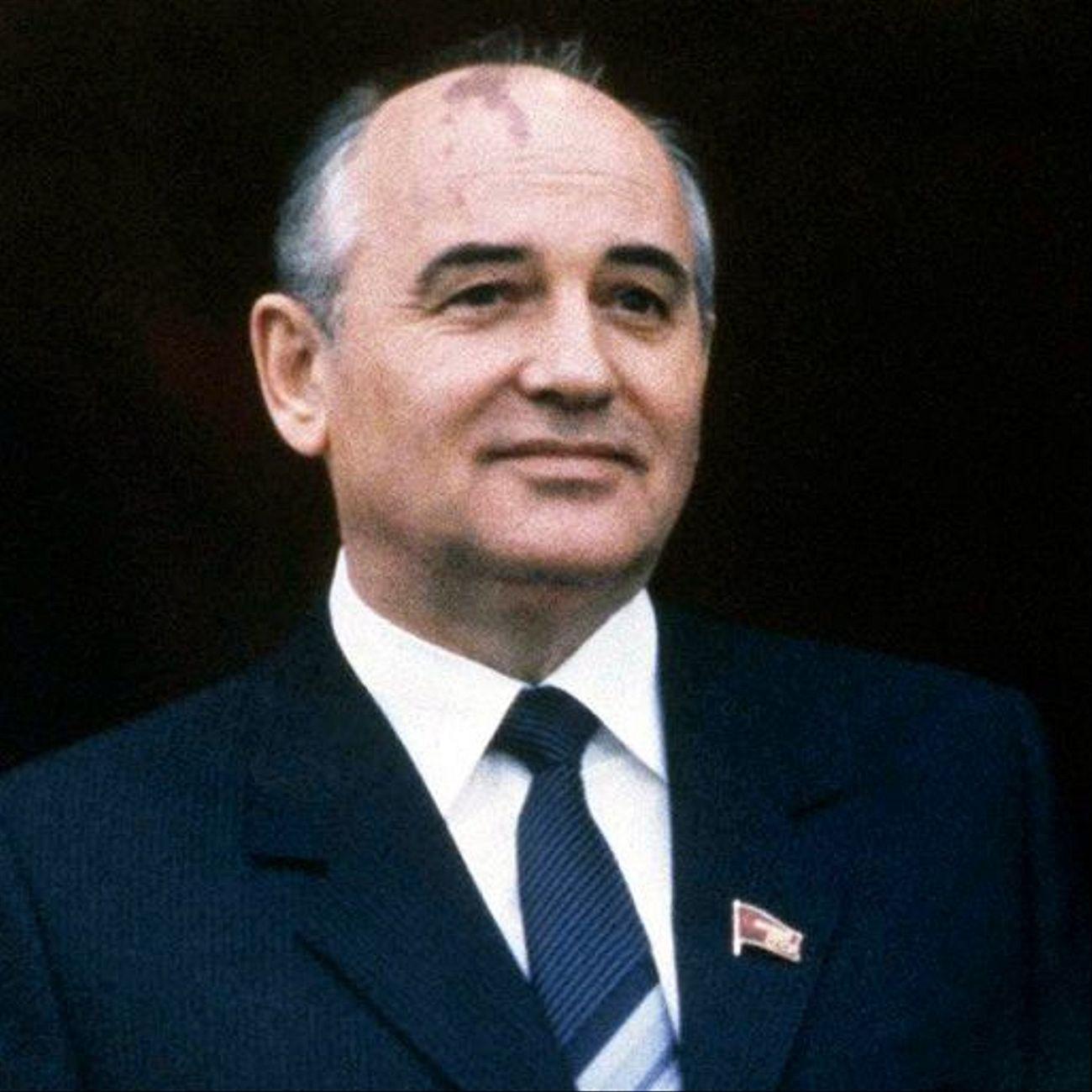 Михаил Горбачев на Эхе Москвы