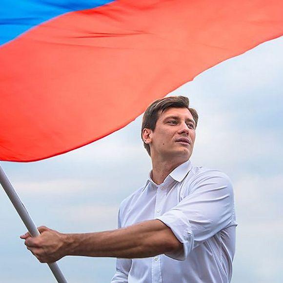 Дмитрий Гудков на Эхе Москвы