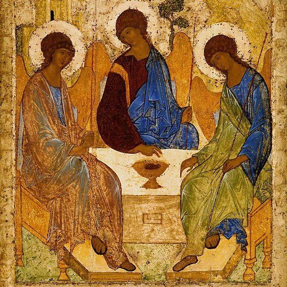 История религиозных идей