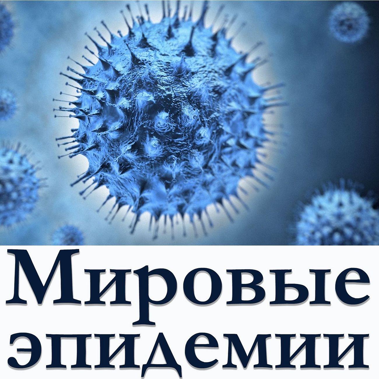 Мировые эпидемии